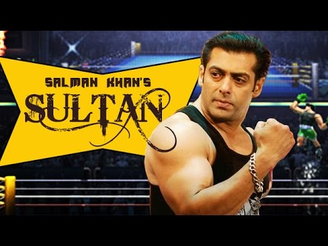 Salman Khan's Sultan Official Teaser