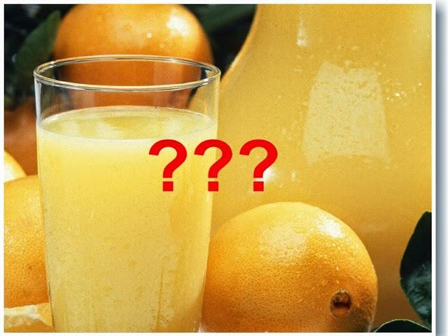 fresh-urile de portocale nu sunt pe atat de benefice pe cat se crede