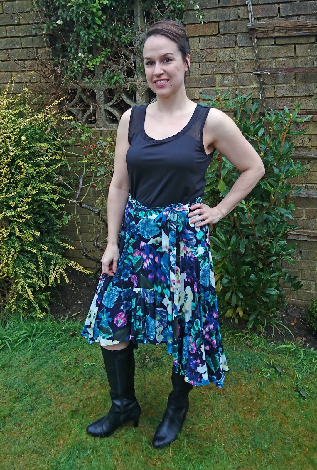 All Sewn Up by Stacey: Wardrobe by Me Belle Skirt - Beautiful new ...