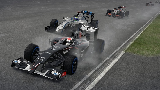 F1 2014 PC Game