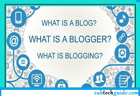 Blog Kya Hai ? What is blog ?  What is Blogging ?