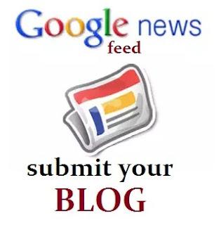 cara mendaftarkan blog ke google news feed untuk mendapatkan visitor yang banya