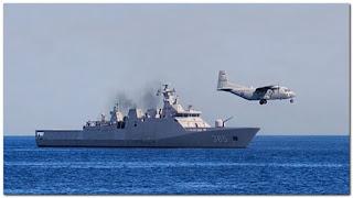 Beginilah Serbuan Pengunjung Kapal Perang Surabaya