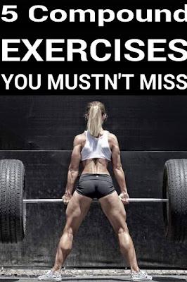 compound exercises list