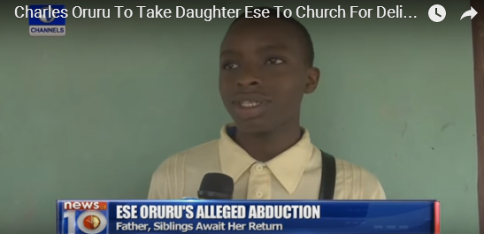 kidnapped ese oruru brother