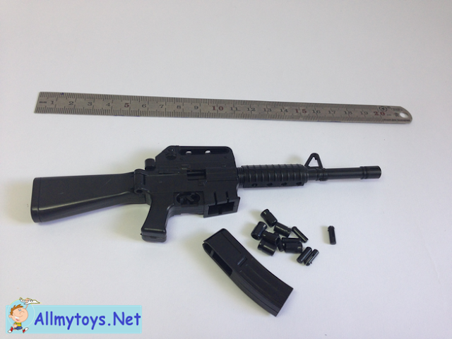 Takara Tomy mini toy gun 7