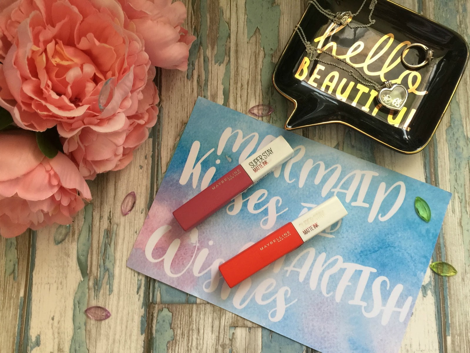 maybelline superstay 24 matte ink lipstick review