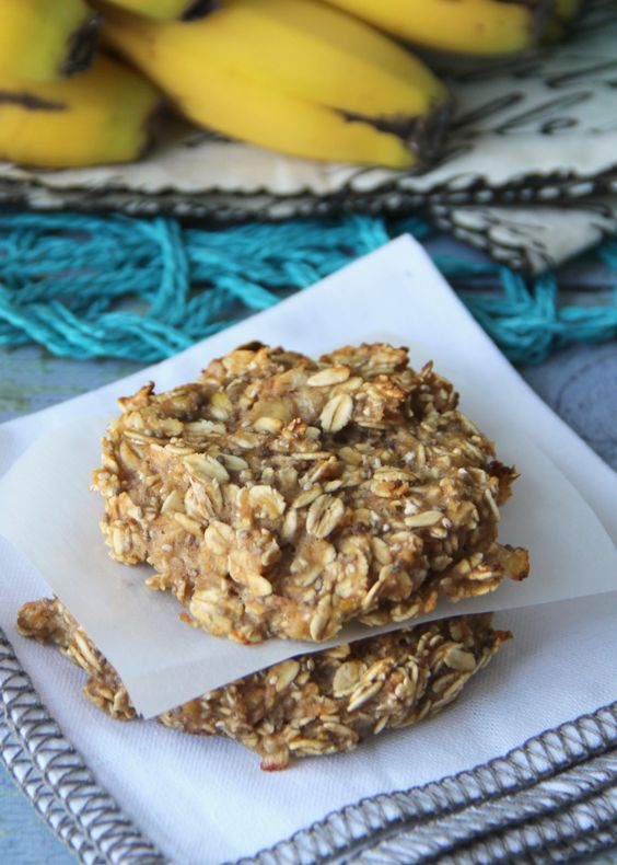 Mom, can we have cookies for breakfast? ..... Yes! I am sure as a parent you have heard this question before. Cookies for breakfast? No WAY! Well, with these Healthy Oatmeal Breakfast Cookies, you can eat cookies