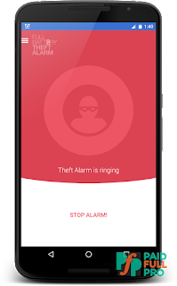 Full Battery And Theft Alarm Pro APK