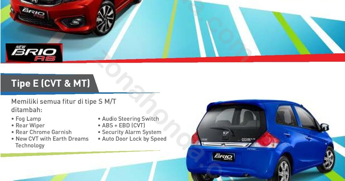 Harga Honda Brio Jawa Tengah - Software Kasir Full