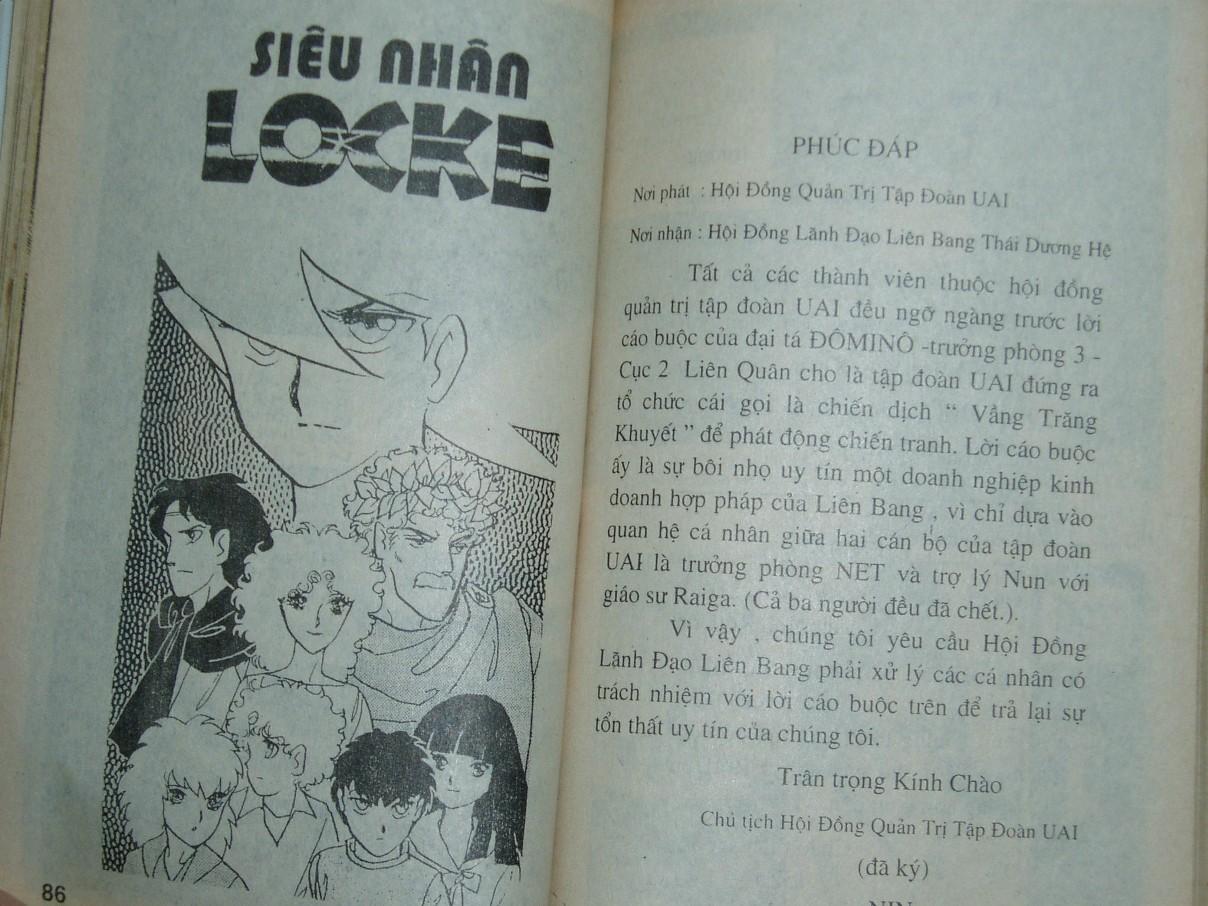 Siêu nhân Locke vol 10 trang 30