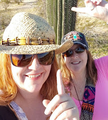 Julie and Sharon, Southwest Gals, Inspiring Baby Boomers