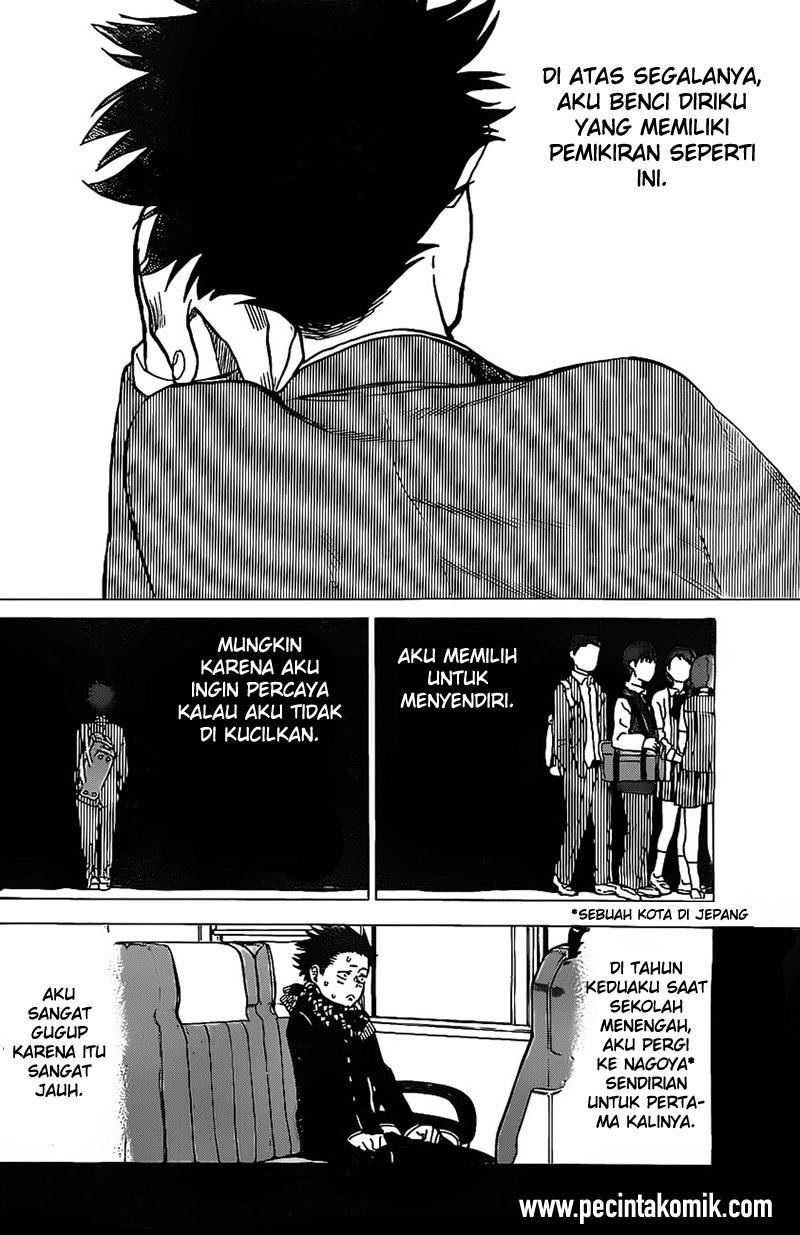 Koe no Katachi Chapter 05-8