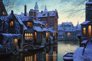 Μπριζ: Μια μεσαιωνική λιλιπούτεια πόλη με παραμυθένια ομορφιά