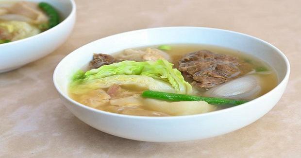 Nilagang Baka Recipe