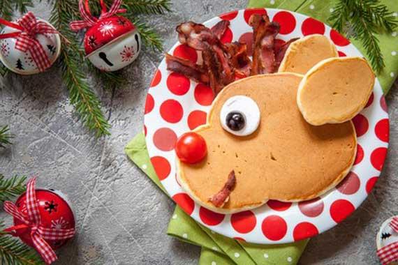 как украсить блюда для детей