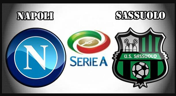 Rojadirecta Napoli Sassuolo Streaming Facebook Live Video YouTube, dove vedere Diretta TV con Tablet iPhone PC