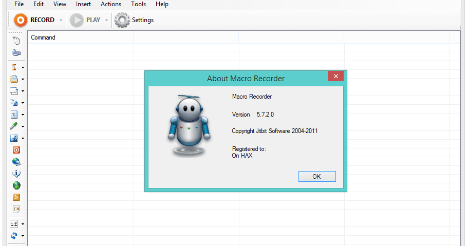 Jitbit Macro Recorder 5.7.4 Serial Keys are Here   Free Proxy Sock SSH VPN