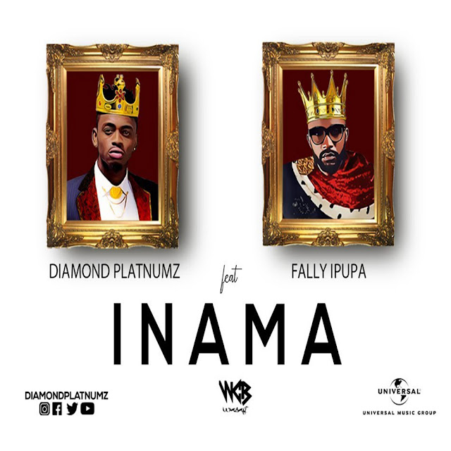 Diamond Platnumz ft. Fally Ipupa - Inama (Prod. Lizer Classic) Download Mp3