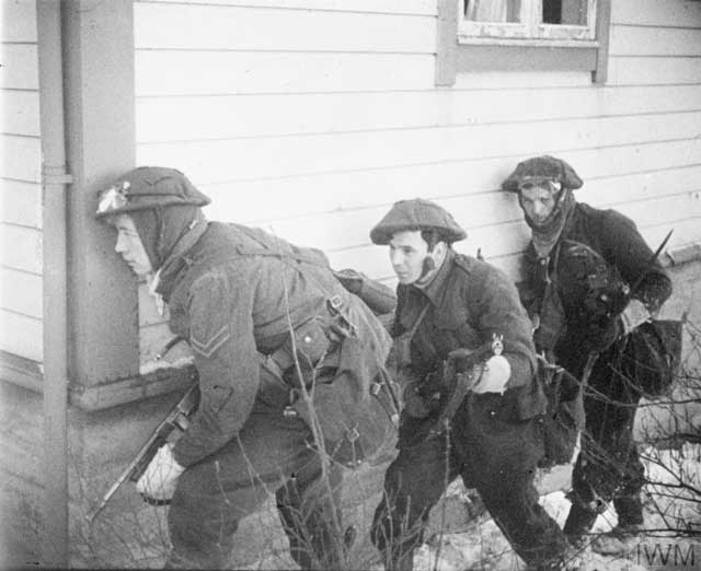 Commando raid on Vaagso, Norway, 27 December 1941 (worldwartwo.filminspector.com