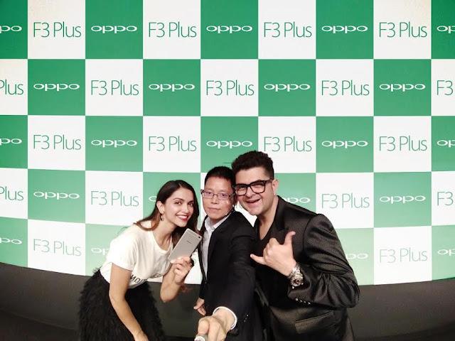 OPPO F3 Plus Launch
