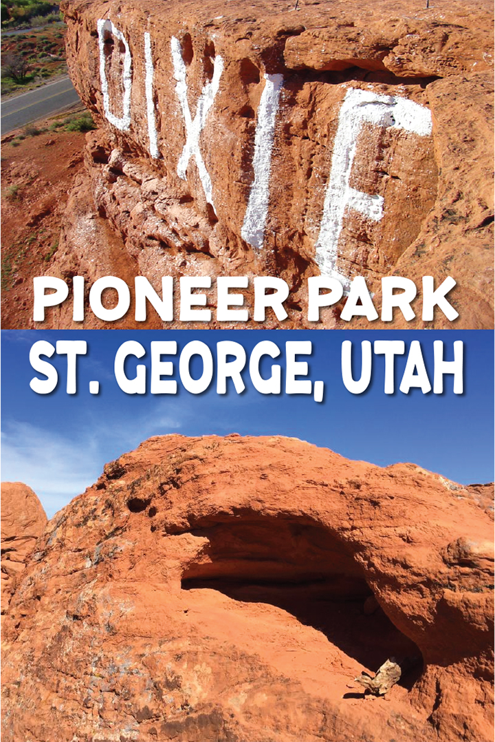 5 Kid-Friendly Things to Do in St. George, Utah - Pioneer Park