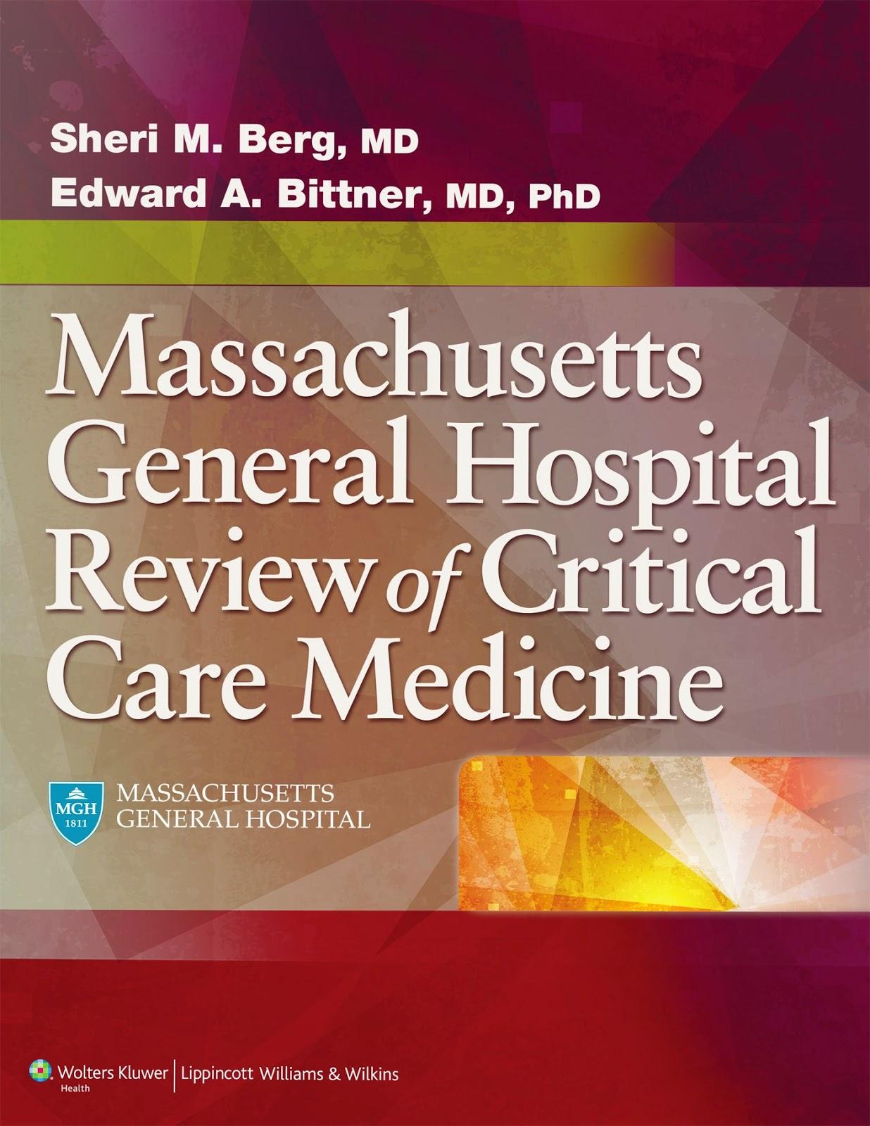 BVĐK Massachusetts, Ôn tập Hồi sức Nội khoa