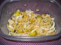 вкусные салаты с квашеной капустой