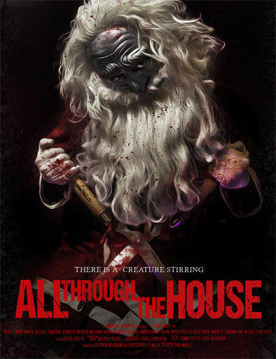 Ver All Through the House (2015) Online