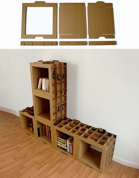 Awesome Cardboard Products and Designs (15) 4