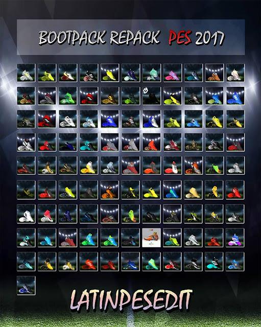 PES 2017 Bootpack REPACK by LPE09