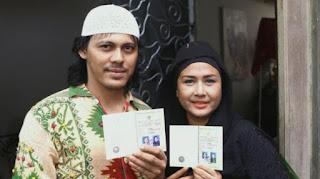 Pernikahan Mayky Wongkar dan Ria Irawan