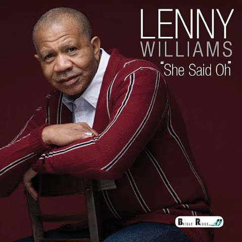 """Listen to new song by soul icon, Lenny Williams """"She Said Ooh"""""""