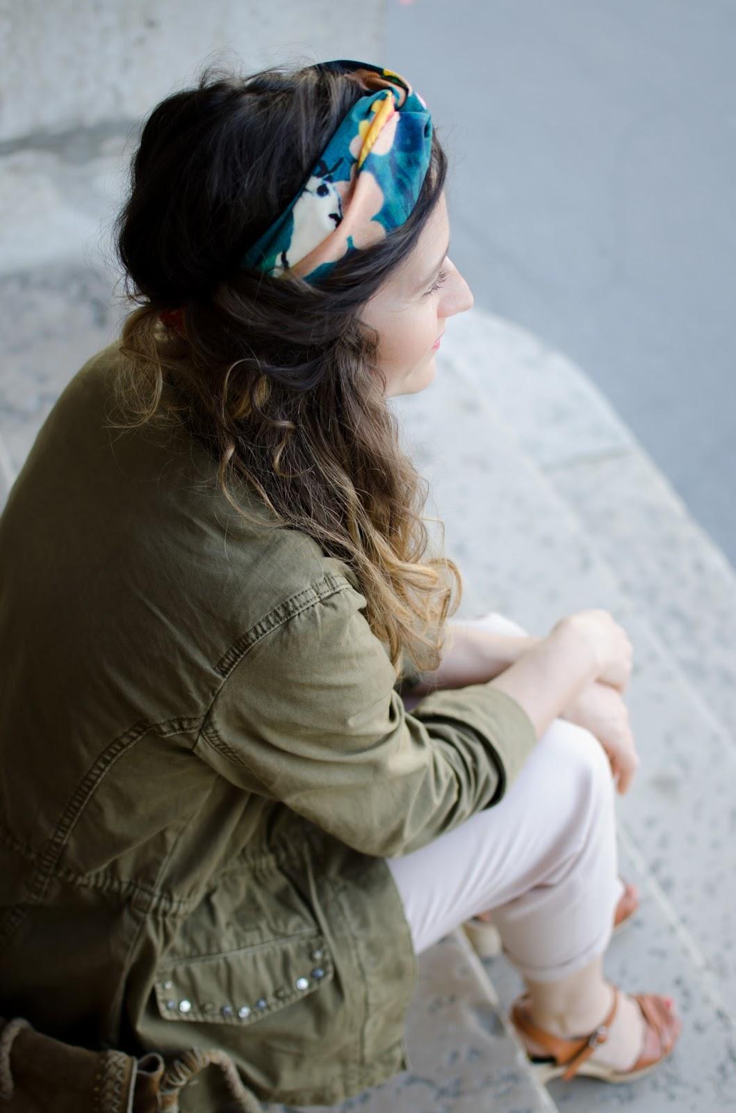 Comment porter un headband