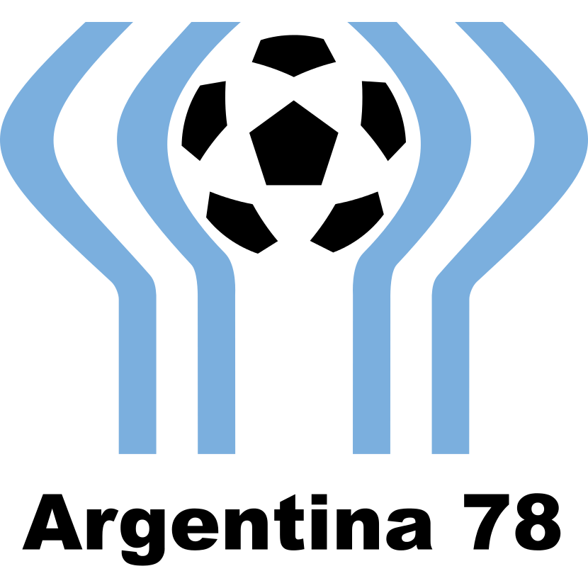Logo Piala Dunia FIFA Tahun 1978 Argentina
