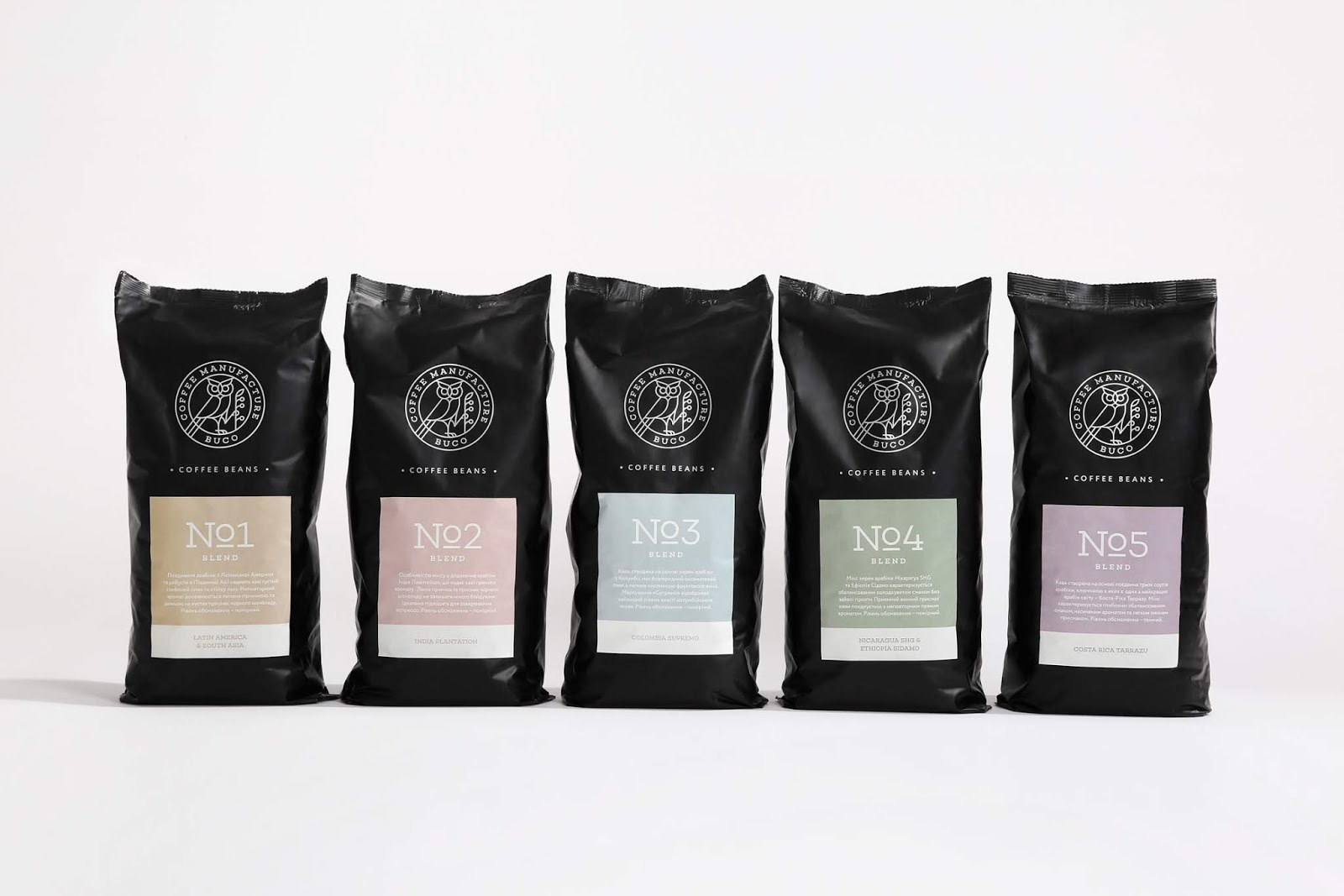 Buco Coffee Manufacture Penang Website Digital And Graphic Design