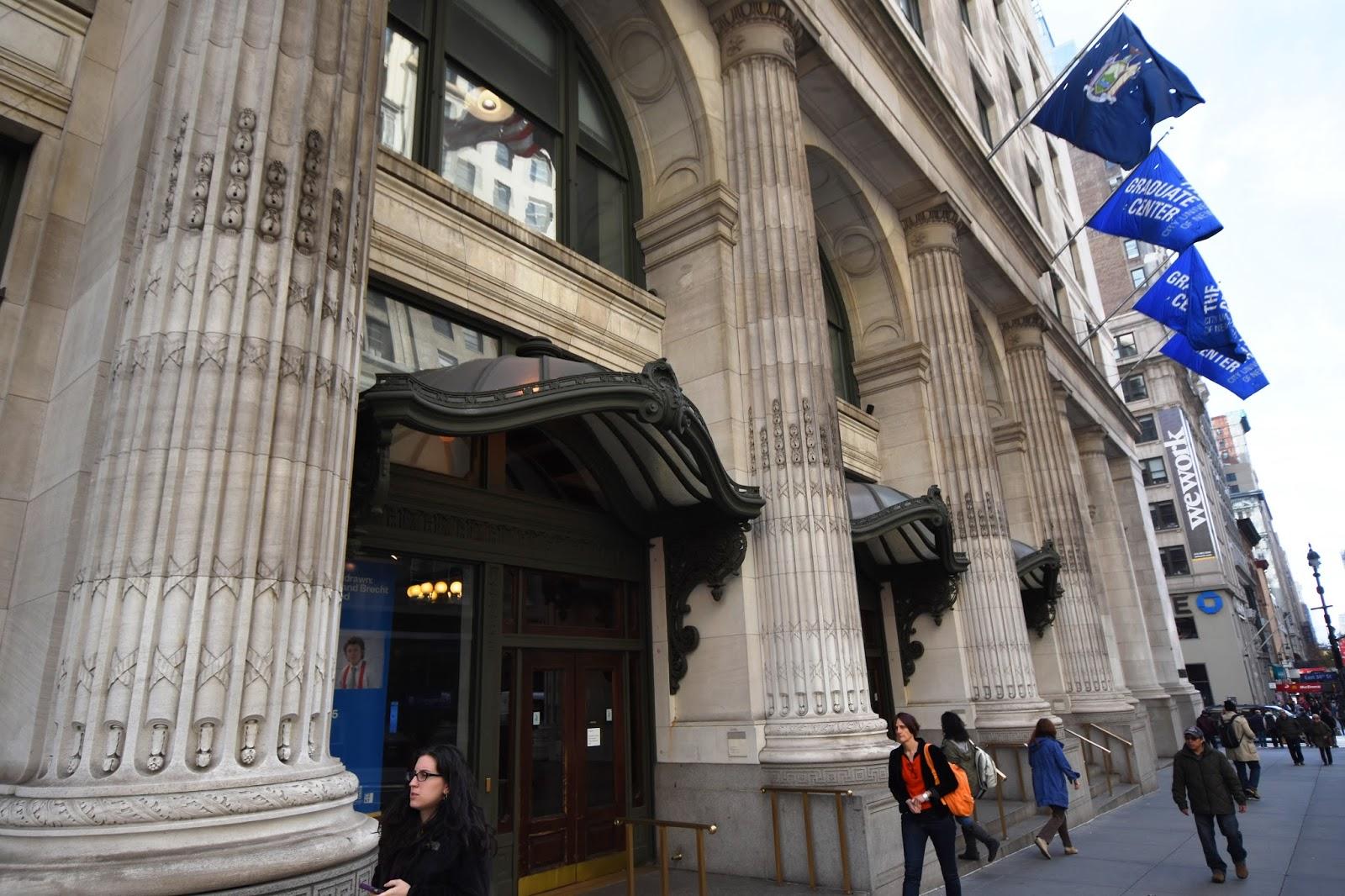 Daytonian In Manhattan The B Altman Amp Co Bldg No