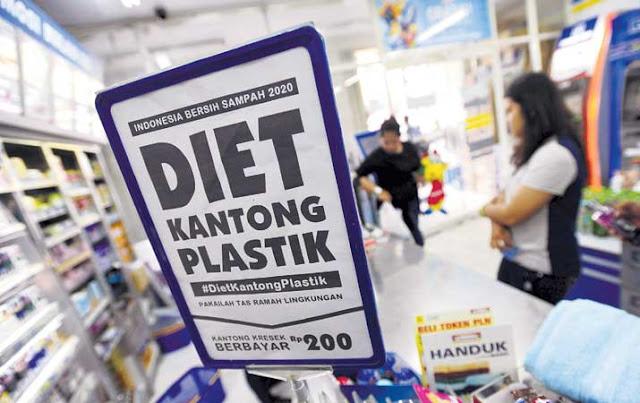 Hayo.. Kemana Hasil dari Uang Plastik Berbayar?