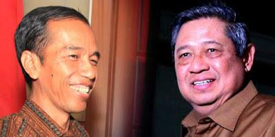 SBY Kemabali Kritik Presiden Jokowi