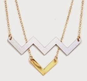 Brevity Birds necklace