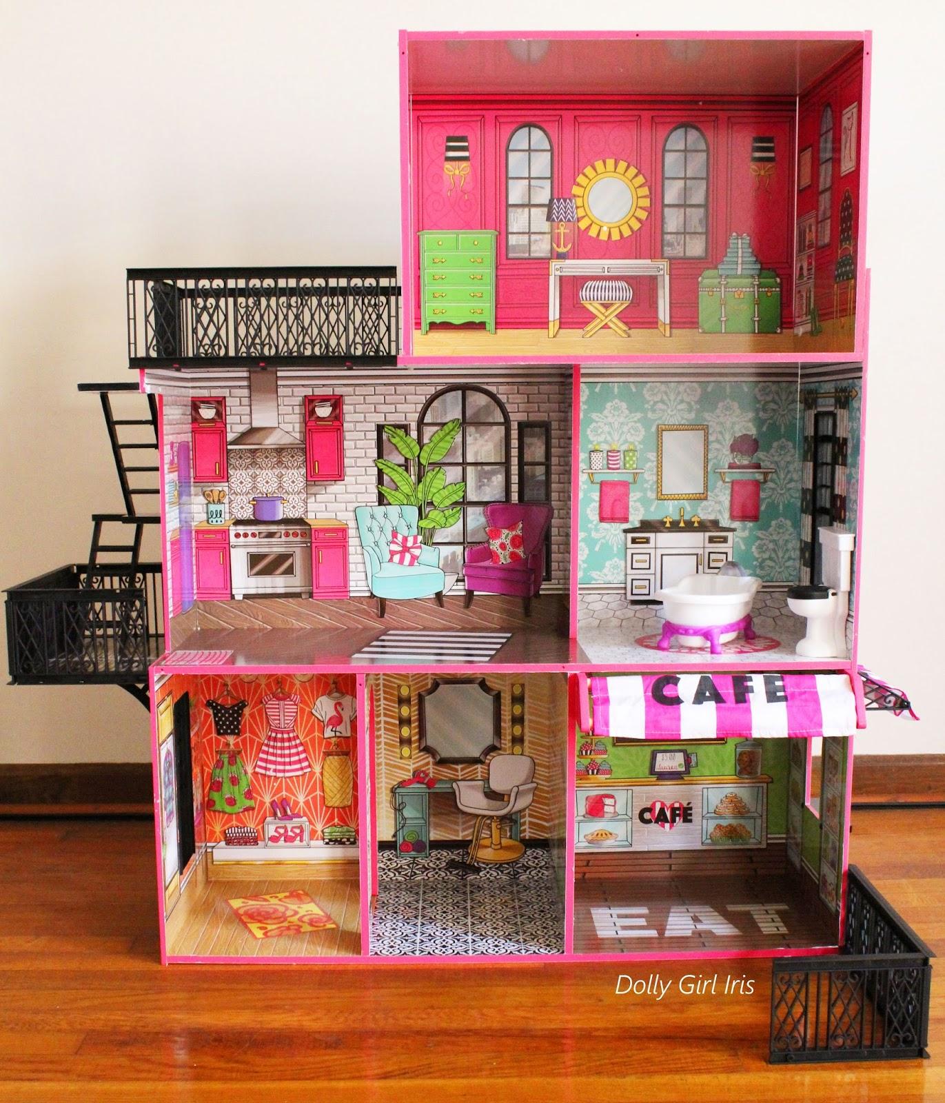 Brooklyn S Loft Kidkraft Dollhouse Photos Dolly Girl Iris