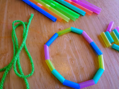 Things To Make With Straws Crafting In The Rain
