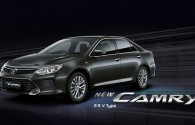 New Toyota Camry Surabaya