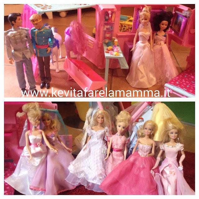 Barbie abiti