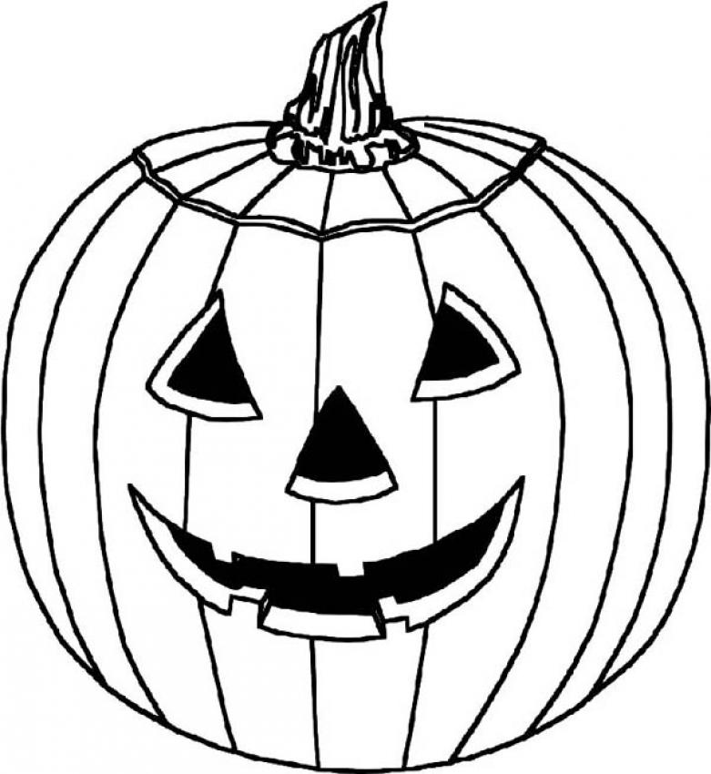 4 Picture of Cute Pumpkin Coloring Pages >> Disney ...
