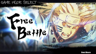 Naruto Senki Mod Storm 3 by Doni Alvaro Apk (Event Adadroid 2018)