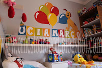 Globos para decoración infantil