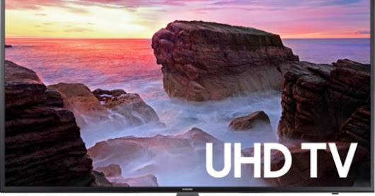 "Samsung UN50MU6300FXZA 50"" HDTV Features, Specs and Manual"