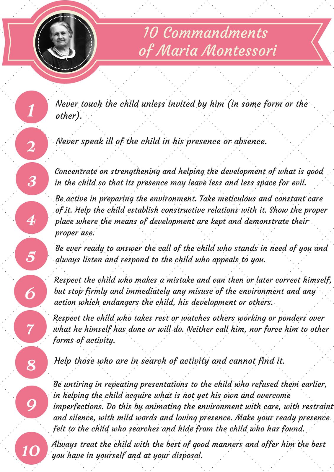 Montessori Homeschooling