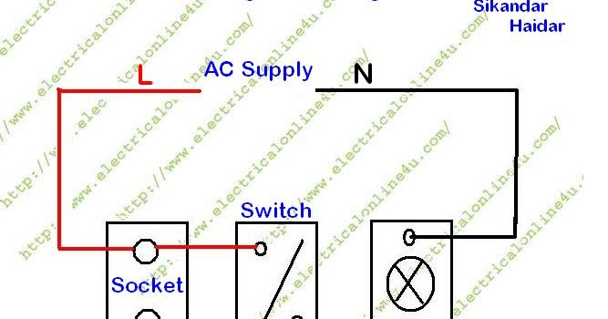 Draw Your Wiring How To Make Series Testing Board For Low